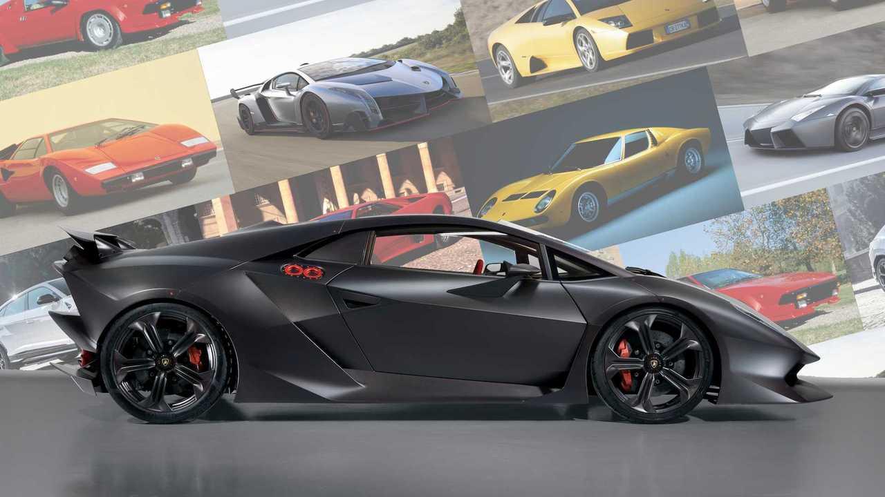 Lamborghini lead