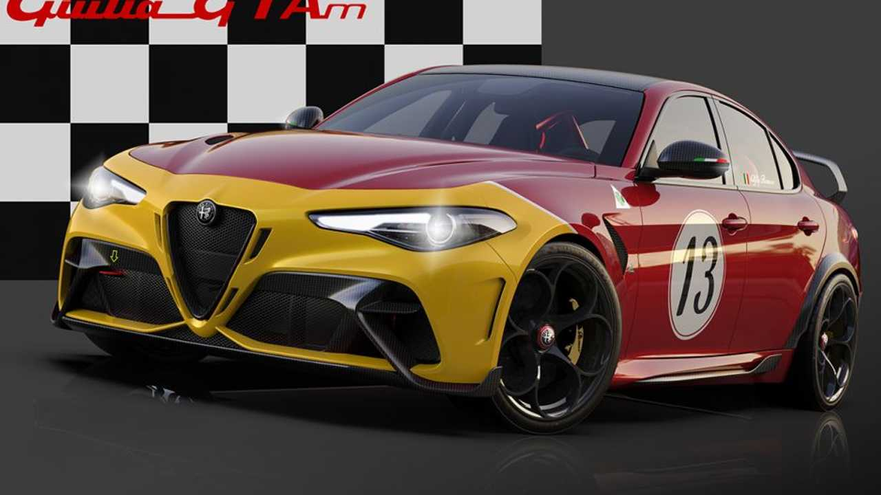 Liveries Giulia GTA