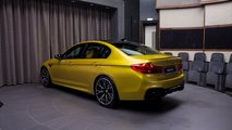 BMW M5 Competition de Abu Dhabi Motors