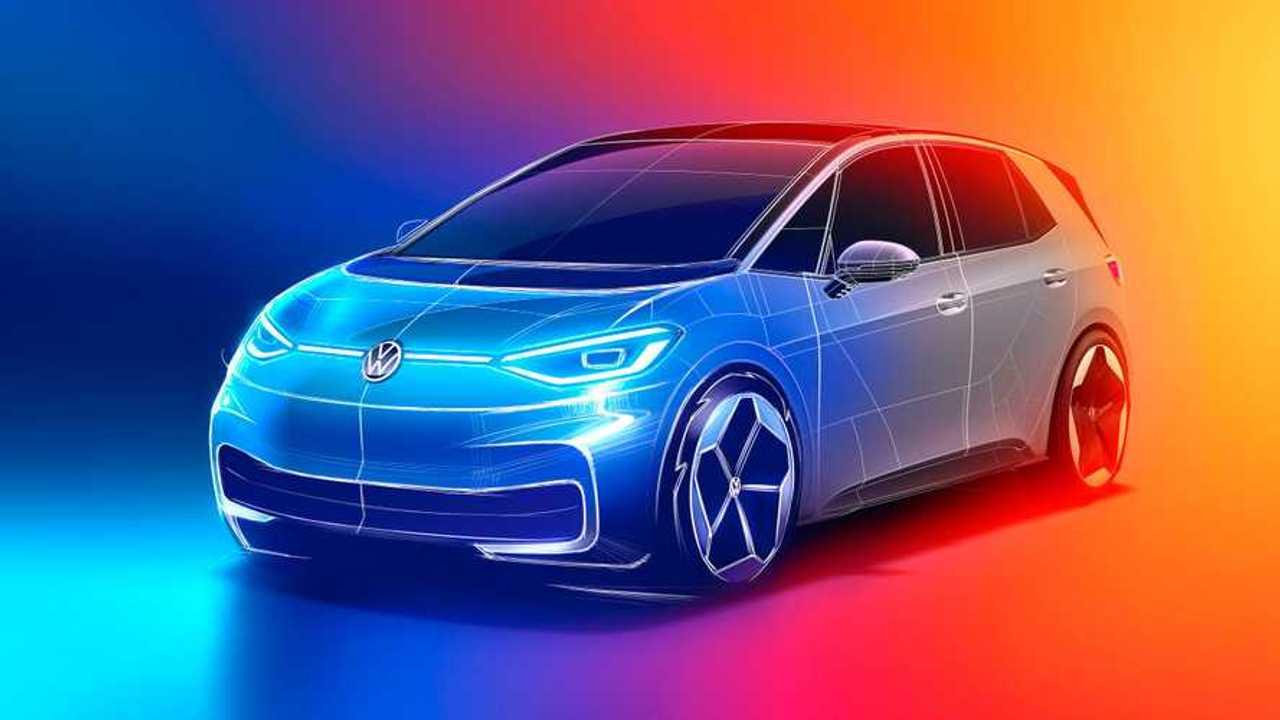 VW ID.3 in 2050
