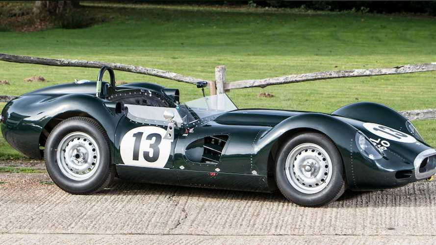 Top historic racer Lister-Jaguar Knobbly joins Bonhams sale