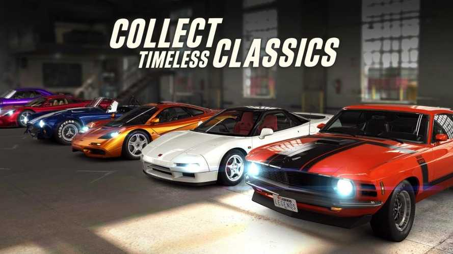 CSR Racing 2 mobile game adds 15 classic cars to restore
