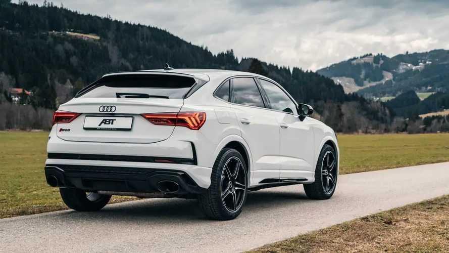 Audi RS Q3 Sportback de ABT