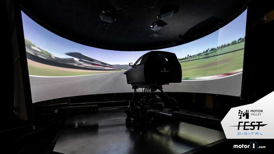 Maserati Innovation Lab, un tour in streaming fra passato e futuro