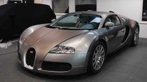 Bugatti Veyron In Ferrari Color