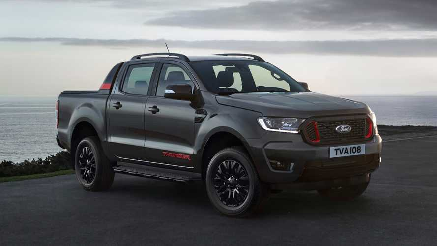Ford Ranger Brings The Thunder In Europe With Special Edition