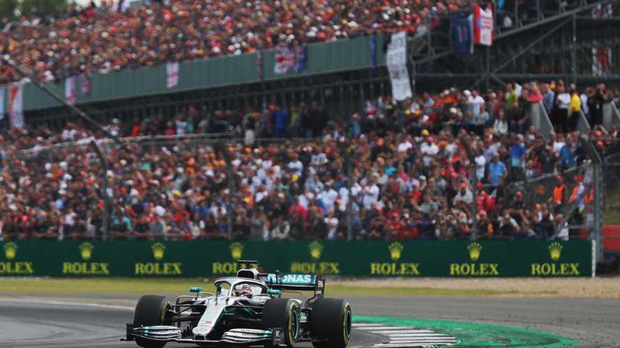 Lewis Hamilton, Mercedes AMG F1, 1st position