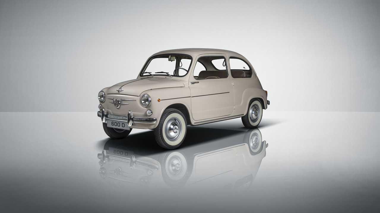 SEAT 600 (1957-1973)