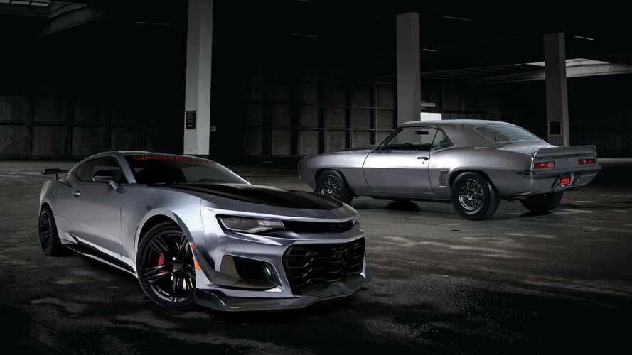 Enter To Win Matching Pair Of Camaros With 1,220 Combined Horsepower