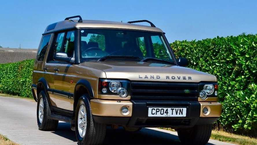 2004 Land Rover Discovery II: The most capable Land Rover?