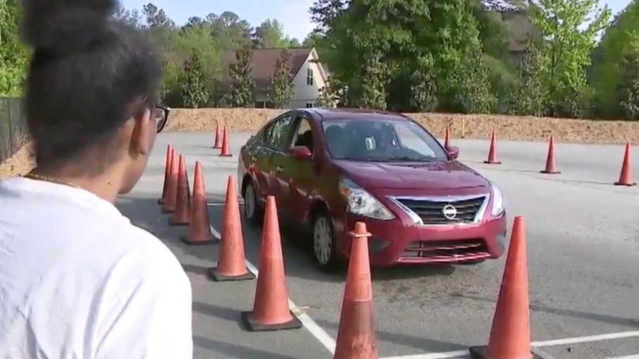 Georgia Drops Driver's Test