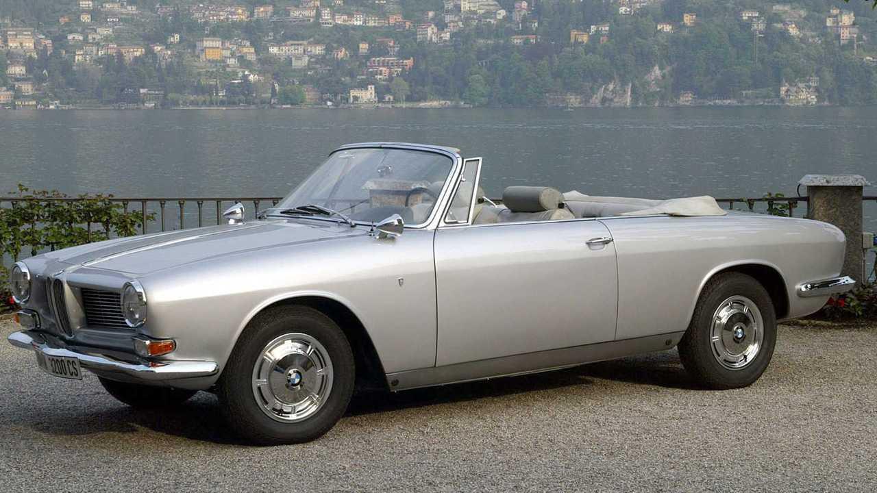 BMW 3200 CS (1962-1965): Kennen Sie den noch?