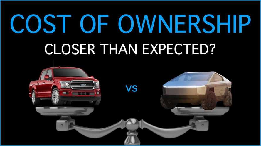Ford F-150 Versus Tesla Cybertruck: Total Cost Of Ownership Explored