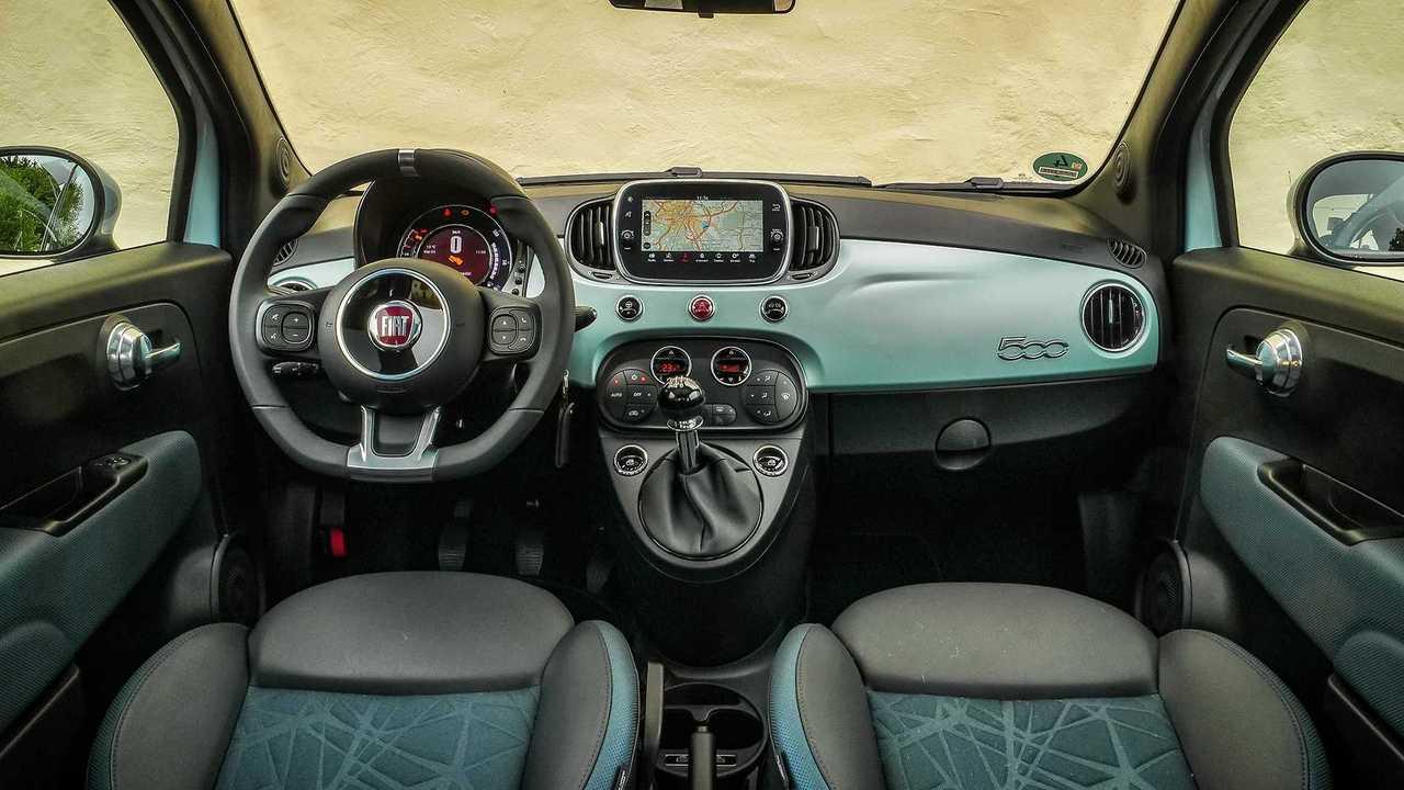 Fiat 500 Hybrid 2020 Im Test