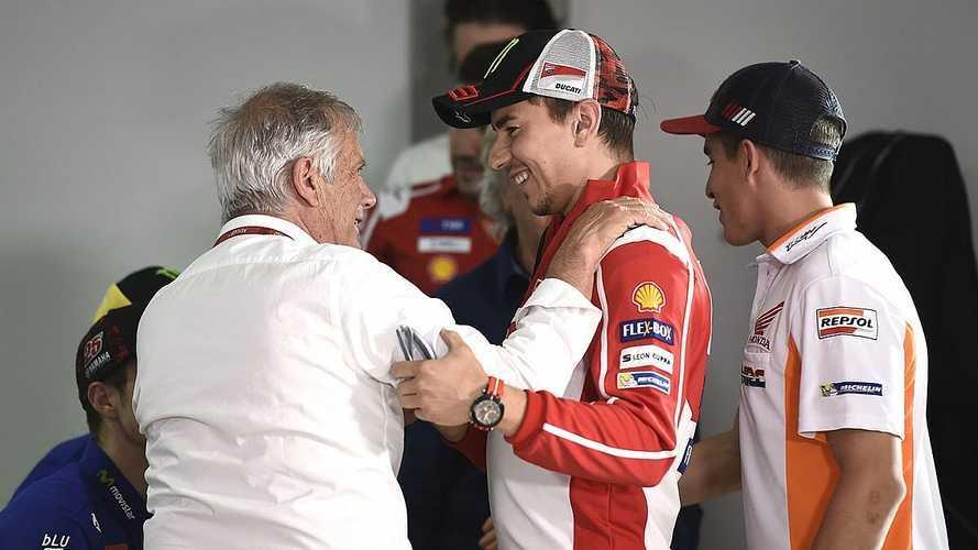 """Lorenzo arremete contra Agostini: """"¿Le debo dinero a ese señor?"""""""