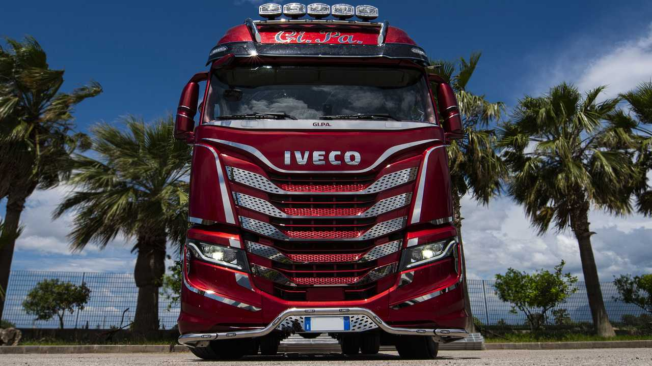 Iveco S-Way 470 By Acitoinox