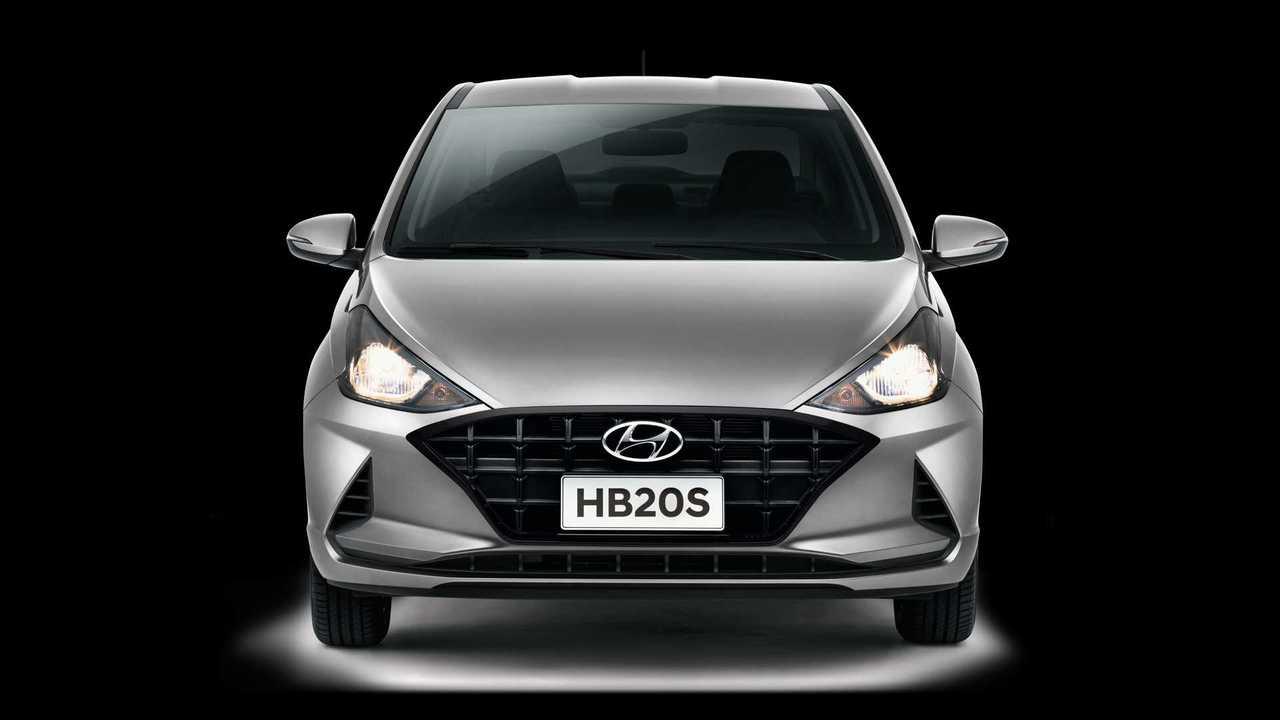 Hyundai HB20S Vision 1.0 2021
