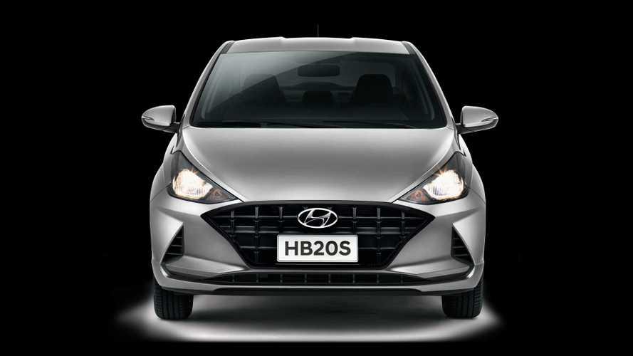 Hyundai HB20 2021 estreia com grade preta a partir de R$ 47.990