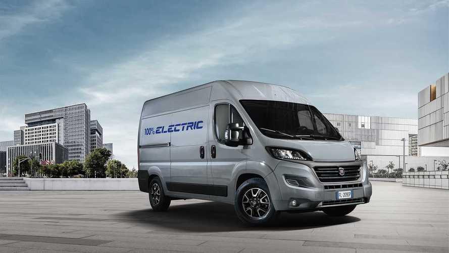 Fiat E-Ducato, partono i test su strada con Mercitalia Logistics