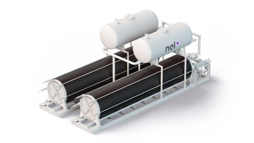 Nikola Alkaline Electrolyzers Will Generate 40 Tons Of Hydrogen A Day