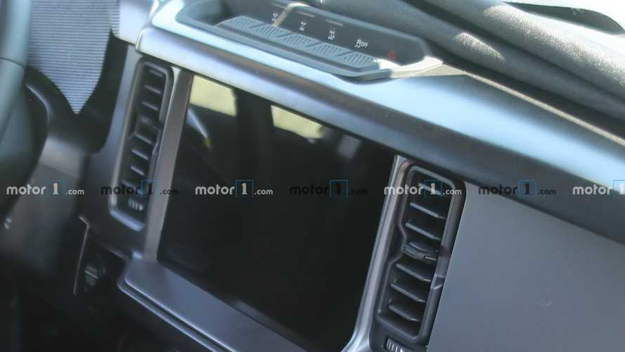 Ford Bronco'nun kabini görüntülendi!