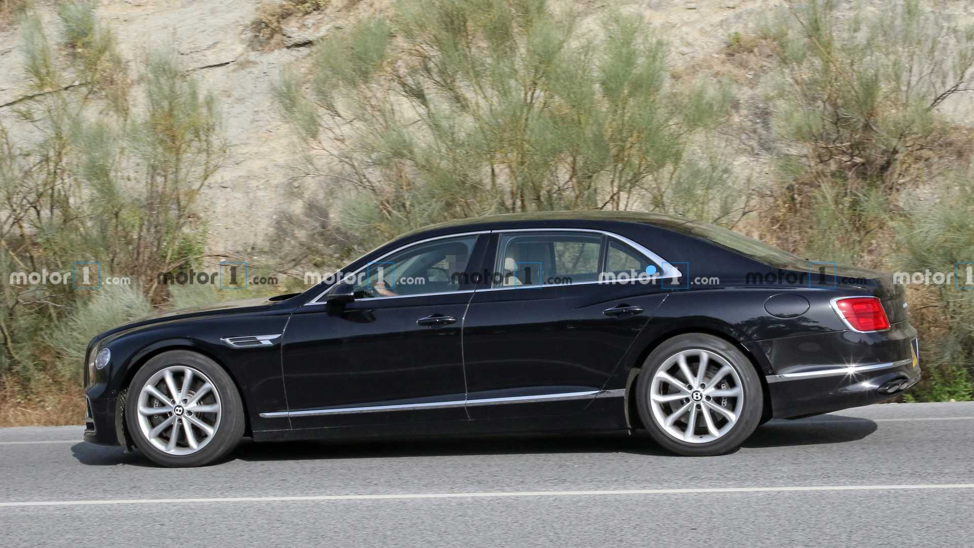 2018 Bentley Continental Flying Spur 72
