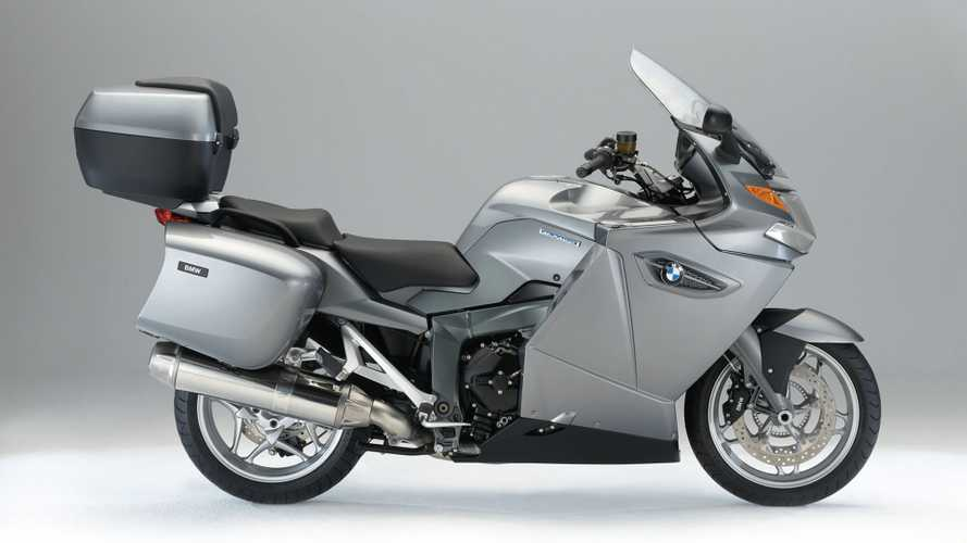 Recall: 16,926 BMW Motorcycles Targeted By Fuel Pump Recall