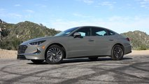 2020 Hyundai Sonata Hybrid Limited Review