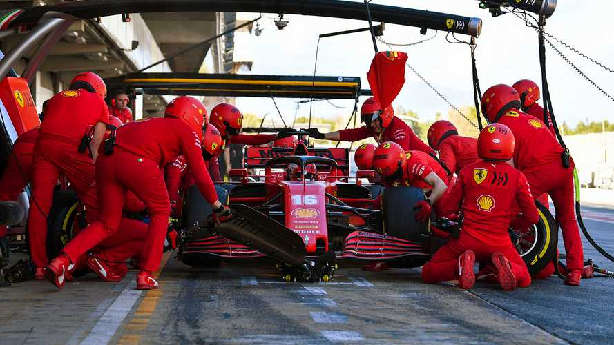 Ferrari: New restrictions won't slow down F1 pitstops
