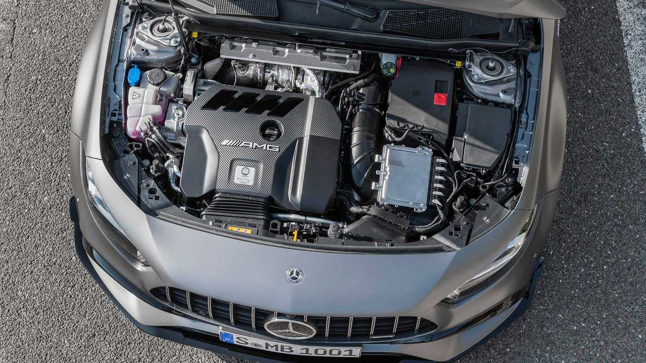 Mercedes-AMG A45 S 4Matic – 2.0 Turbo