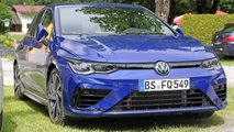 Photos espion VW Golf 8 R - Juillet 2020