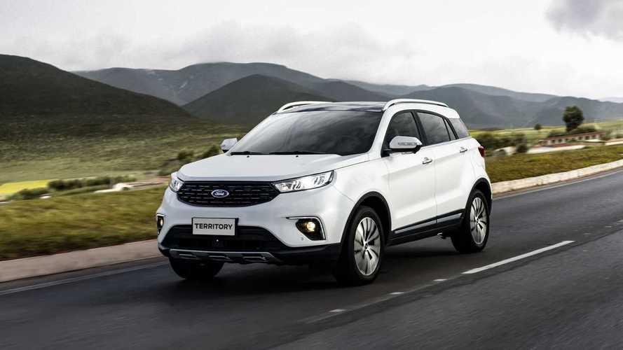 Ford fará SUV médio com plataforma do Territory
