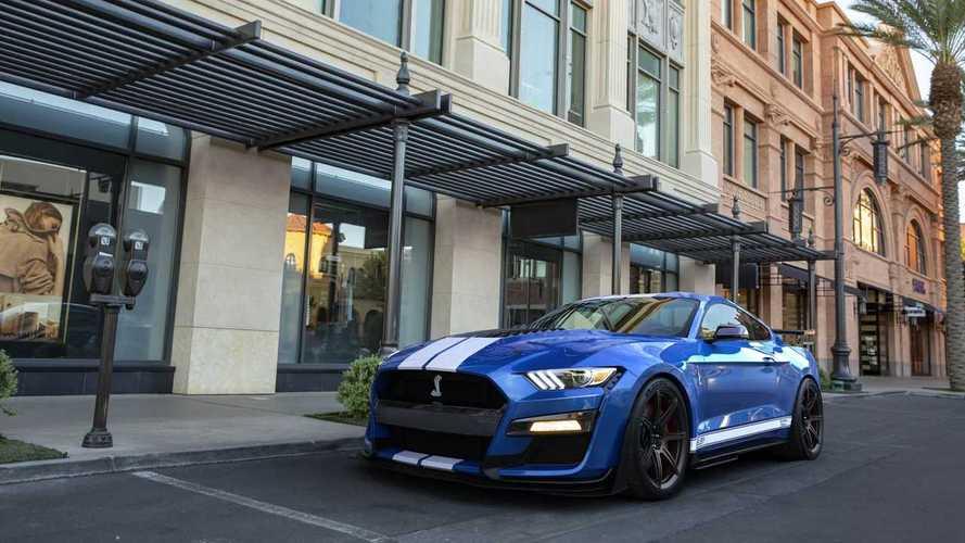 Ford Mustang стал 800-сильным благодаря Shelby