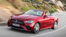MercedesE-Klasse Coupé und Cabriolet (2020): Facelift für die Zweitürer