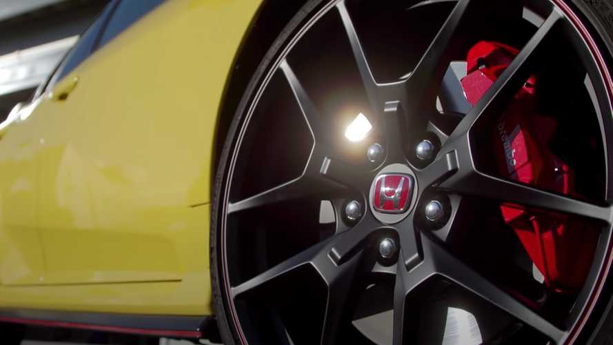 The Nitty-Gritty Of Limited Edition Civic Type R's Forged BBS Wheels