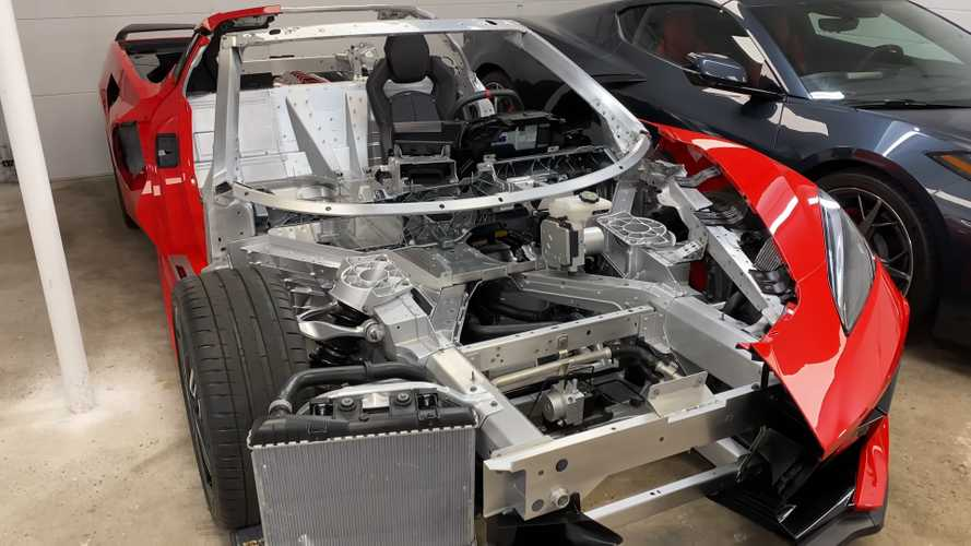 Five 'Drawbacks' Of The Chevy Corvette C8 Explained On Video