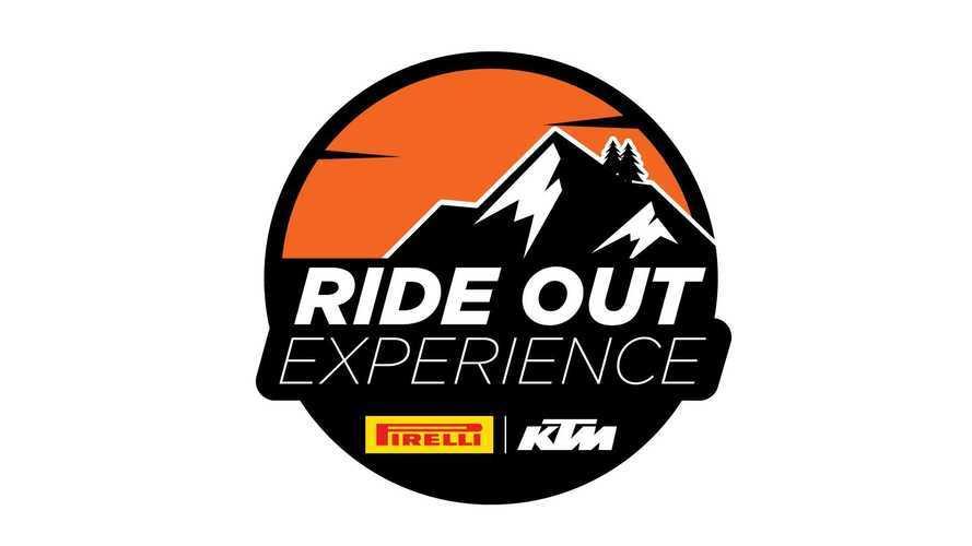 Ride Out Experience, il tour per maxi-enduro di Pirelli e KTM