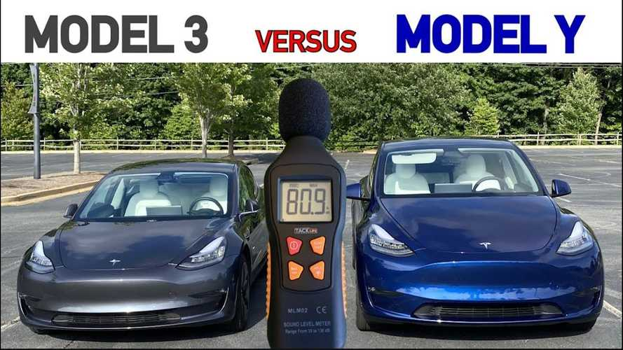 Tesla Model Y Vs Model 3: EVs Are Quiet, But How Does Road Noise Compare?