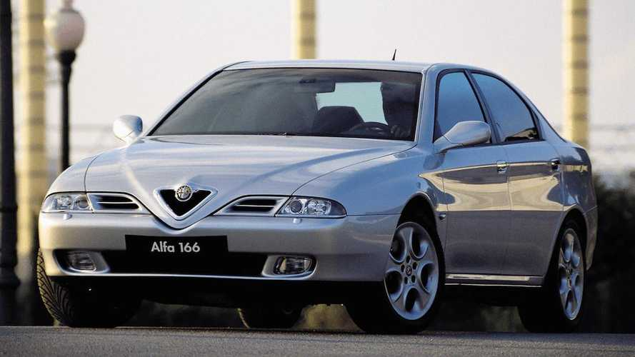 Alfa Romeo 166 Buying Guide