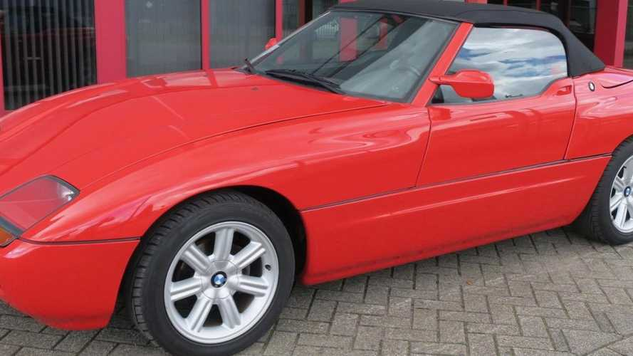 Classified Hero: 1989 BMW Z1