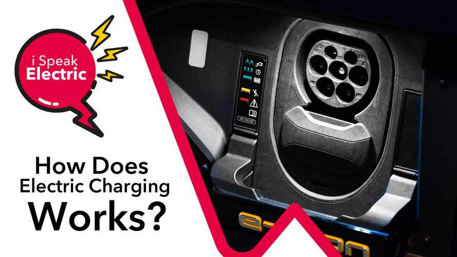 How Does Electric Car Charging Work? Let's Take A Look