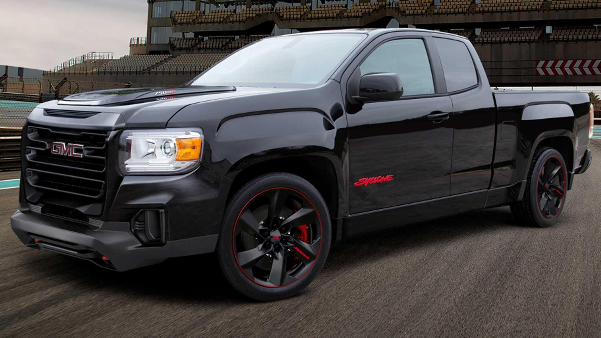 2014 - [Chevrolet / GMC] Colorado / Canyon - Page 2 2021-sve-syclone