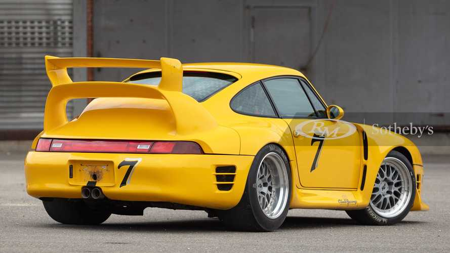 RUF CTR2 Sport 1997, all'asta