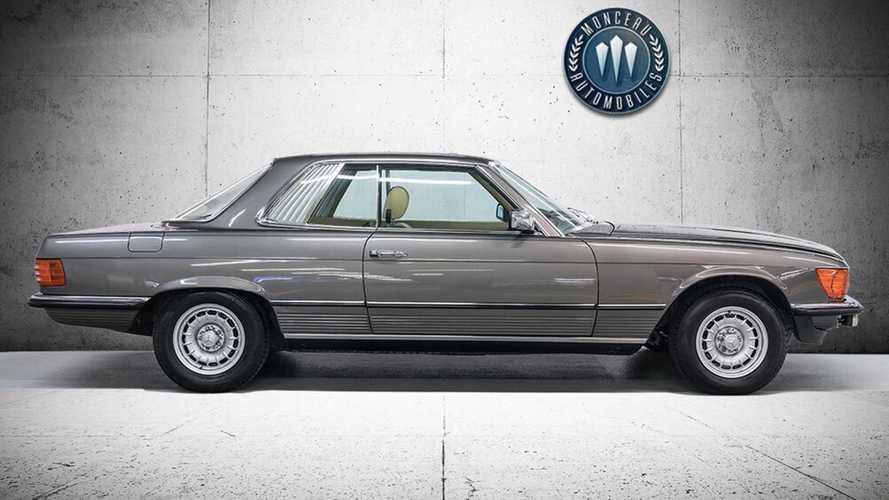 Monceau Automobiles Converts Classic Mercedes-Benz Cars To EVs