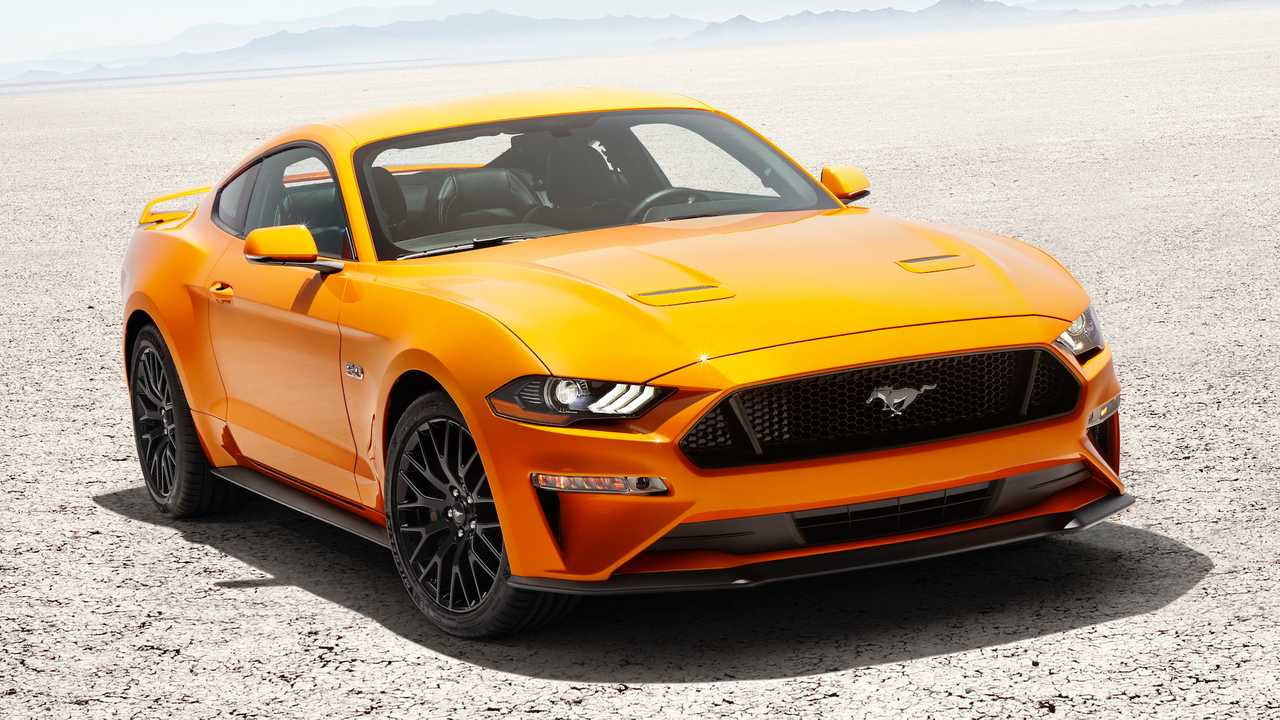 Mustang GT Performance Pack 1