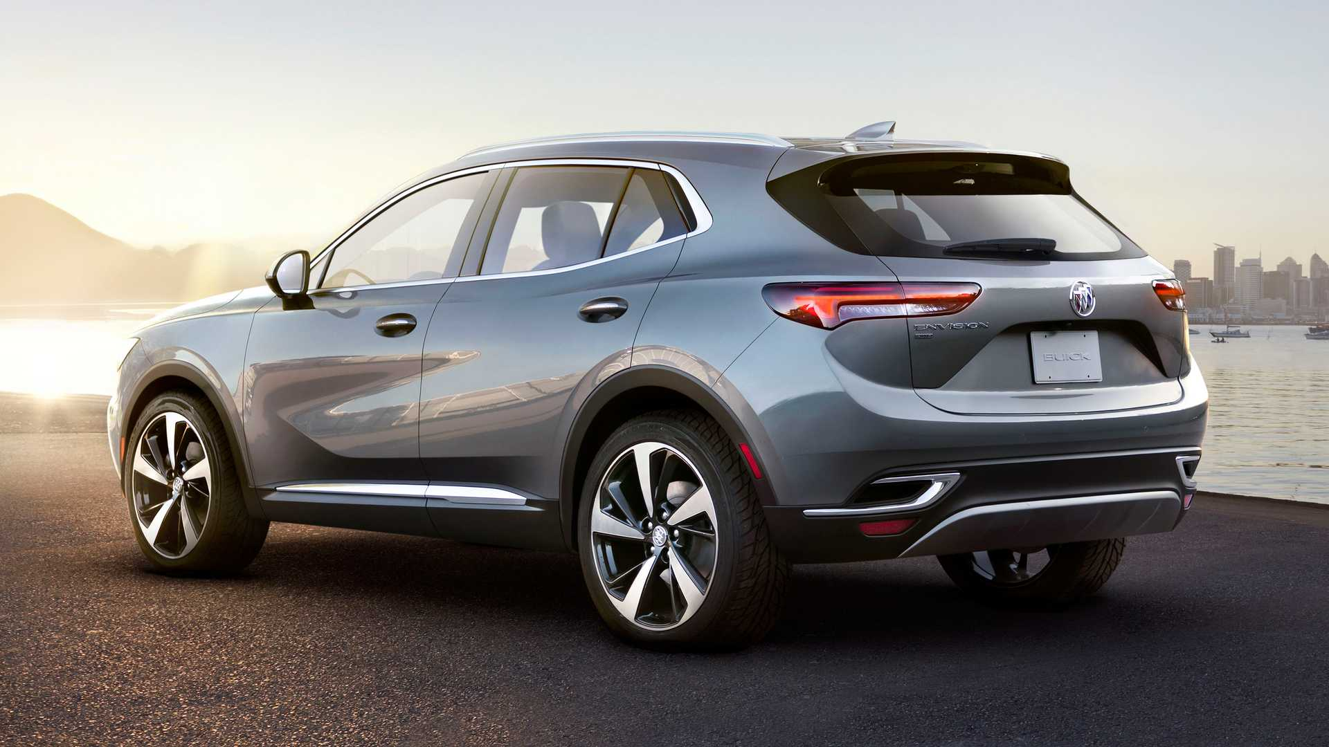 2021 buick envision gets stunning makeover plethora of