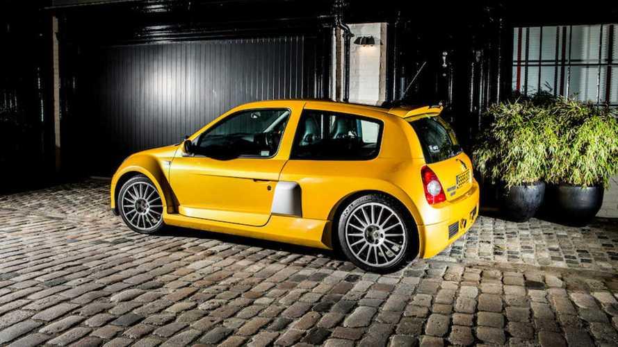 ¿Por cuánto crees que se subastó este espectacular Renault Clio V6?