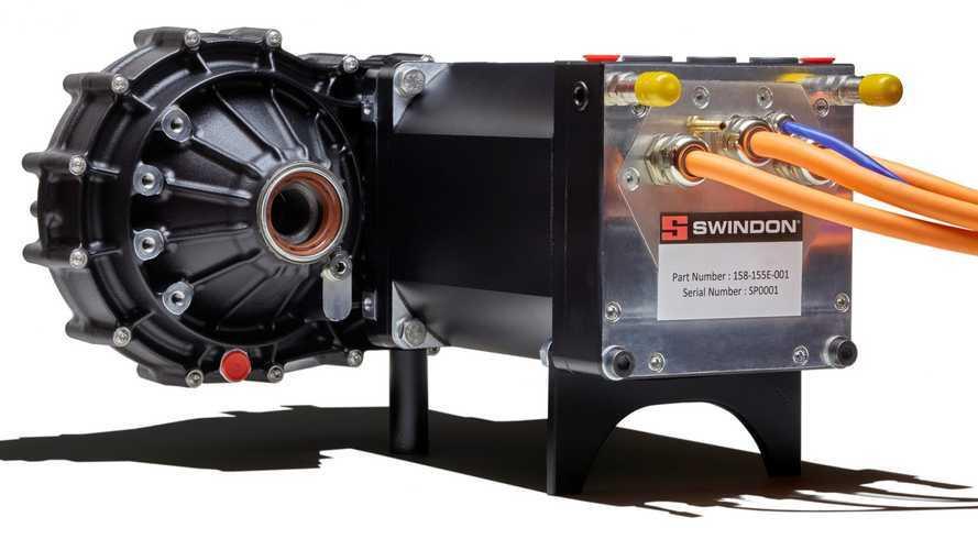 Ecco il motore pensato apposta per rendere elettriche le vecchie auto