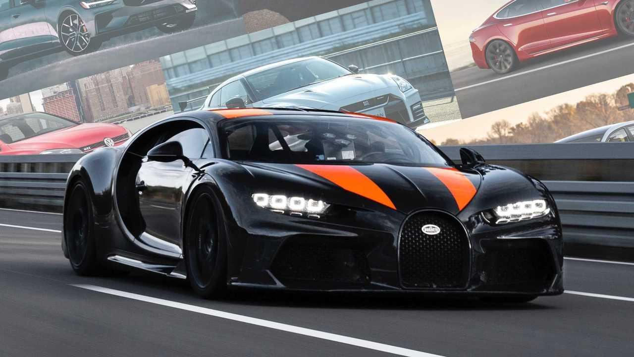 Fastest Cars Lead