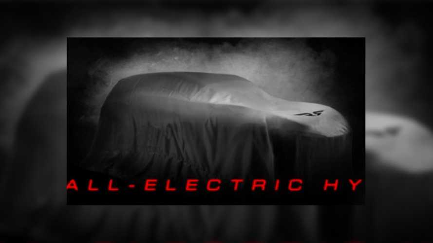Ronn Motor Group Teases Upcoming Hydrogen-Powered Electric SUV